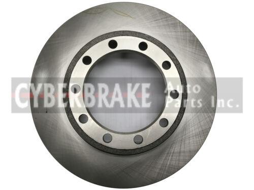 5615 Front Brake Rotor Pair of 2