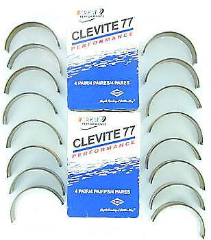 Clevite CB743HN Rod Bearings BB Chevy 396 454 540 .020 BBC