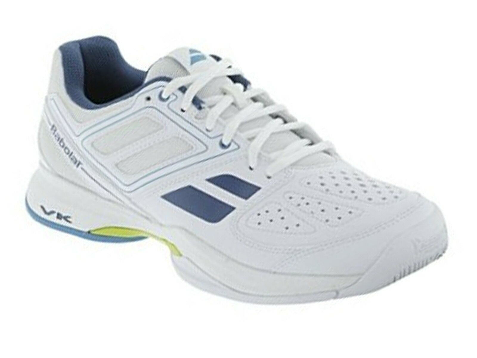 chaussures TENNIS hommes BABOLAT  30S1595 101  PULSION BPM ALL COURT M blanc