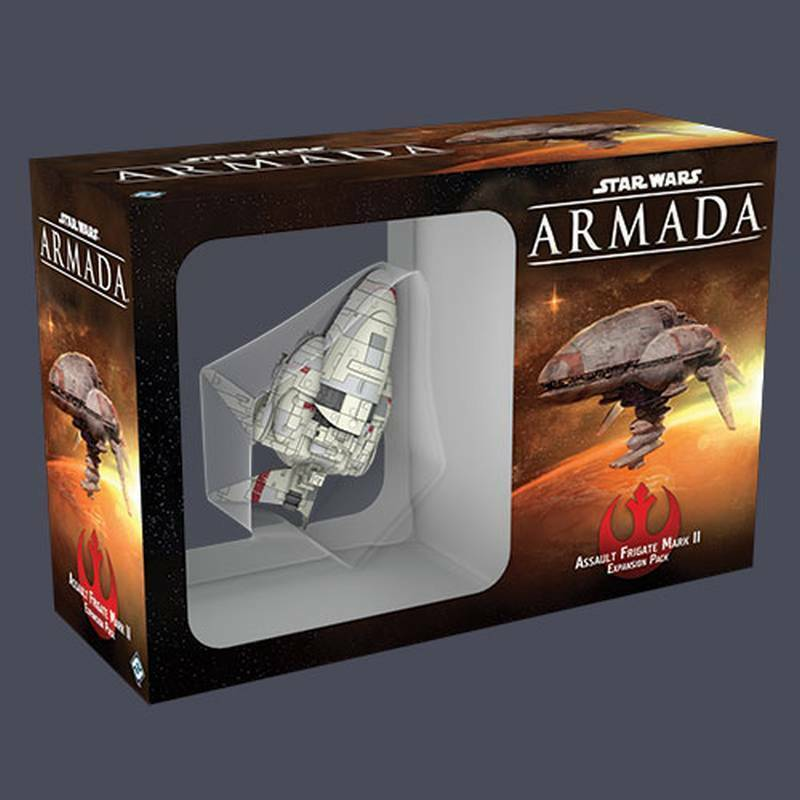 Star wars Armada-attaque frégate de type II (extension) NEUF & OVP