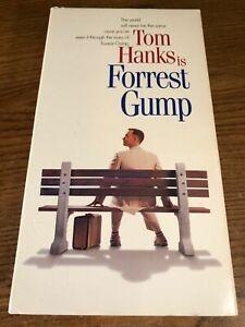 Forrest-Gump-VHS-VCR-Video-Tape-Movie-Tom-Hanks-Used