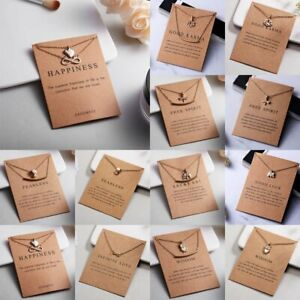 Fashion-Gold-Chain-Inifity-Owl-Choker-Collar-Clavicle-Card-Necklace-Women-Gift