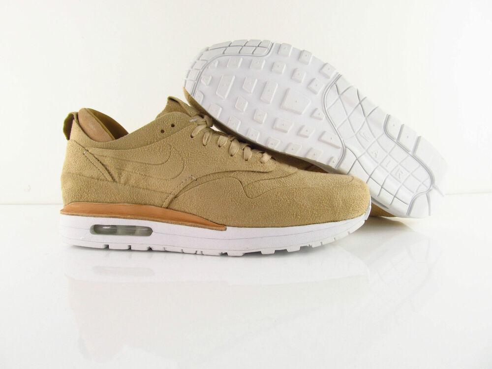 Nike Wmns Air Max 1 Royal Tan cuisine Summit blanc 90 Nikelab uk_6 us_8.5  Chaussures de sport pour hommes et femmes