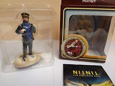 Tintin, Carrefour Edition, Figur Capitaine Haddock, Neu/OVP