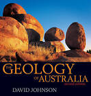 The Geology of Australia by David Johnson (Paperback, 2009)