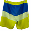 "thumbnail 2 - Tavik Men's Casual Multicolor Color Block Surf Board Surf Shorts Size 33"""
