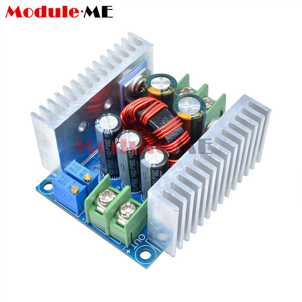 1/5/10PCS 6-40V to 1.2-36V Buck Converter Step-down Power Supply Module 300W 20A