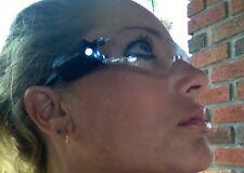 Medical Dental Industrial Protective Safety Adjustable Eyewear Glasses LED Light