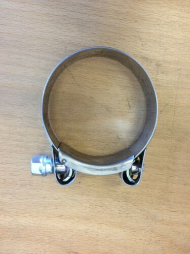 EXHAUST CLAMP 68-73mm NEW