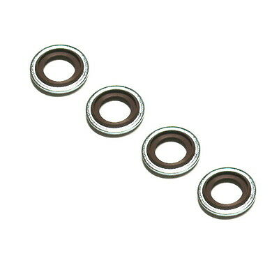 4pcs K12 gobike88 Jagwire hydraulic disc brake hose M8 Oil Seal