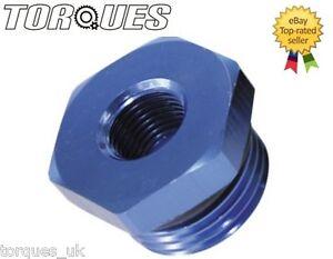 """Un -6 (an6 -06) Orb Hex Head Port Plug O Ring Boss + 1/8 """"npt Adaptateur Jauge De Port-afficher Le Titre D'origine Nut9tlle-07224848-636322331"""