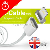 **2017** MAGNETIC for IPHONE ANDROID Micro USB Lightning Charger Cable Samsung