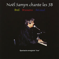 Noël Samyn - Chante Les 3 B [New CD]