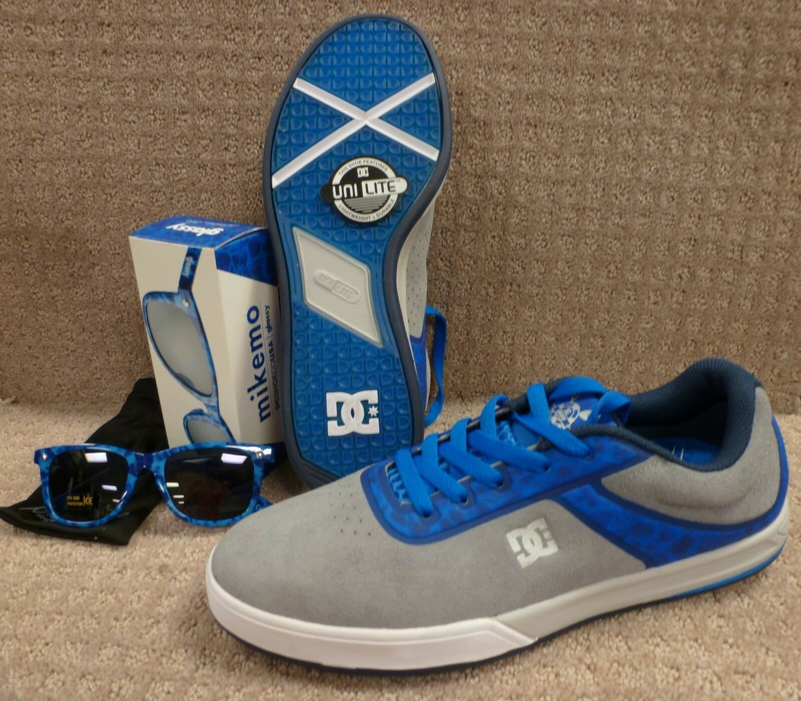 DC hommes Chaussures
