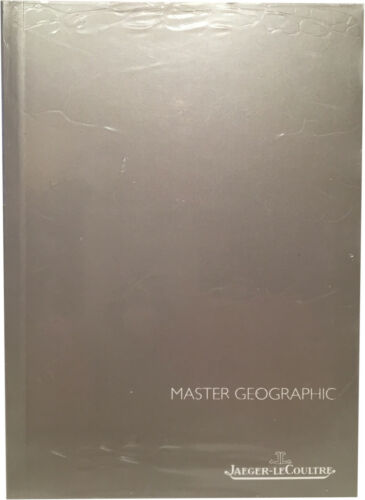 Pick 1 From Selection Jaeger LeCoultre Master Instructions Manual Booklet Guide
