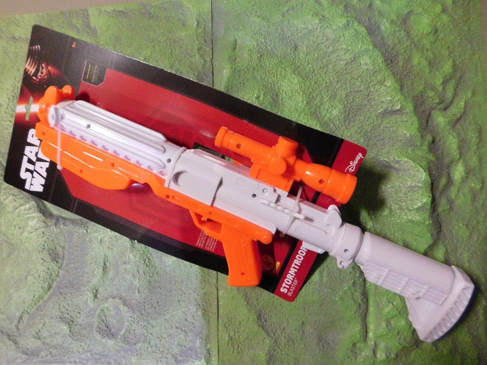 Stormtrooper Storm Trooper LASER BLASTER Waffe Pistole Gewehr STAR WARS Episo. 7