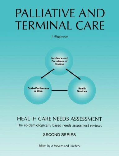 Palliative and Terminal Care By Irene Higginson