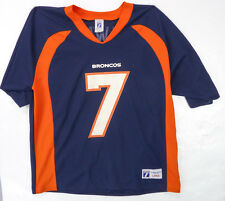 Vintage John Elway #7 Mesh Denver Broncos NFL Football Jersey Logo 7 Mens L