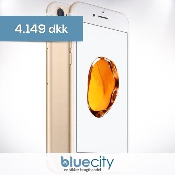 iPhone 7, GB 128, hvid