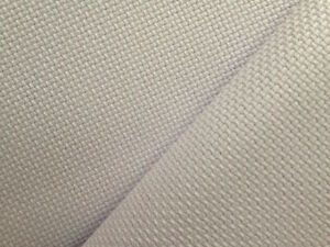 various size options White 11 Count Zweigart Aida cross stitch fabric