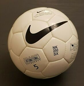RARE-NIKE-250-SX-OFFICIAL-MATCH-BALL-FOOTBALL-SOCCER-VAPOR-FIFA-APPROVED-NEW-OMB