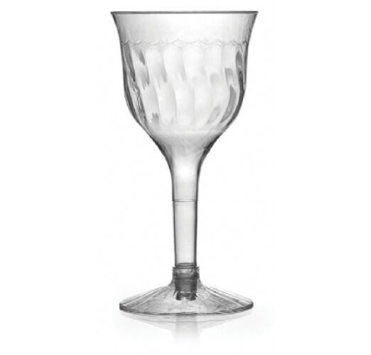 120 6 oz (environ 170.09 g). Round jetable 2-PC Vin bar champagne Tasse Lunettes  2207