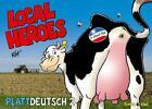 Local Heroes / Local Heroes Plattdeutsch 2 von Kim Schmidt (2012, Taschenbuch)
