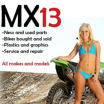 MX13 PARTS
