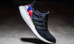 Details about Adidas Ultra Boost 3.0 Pride LGBT CP9632 Size 9 parley kolor sns cny kith