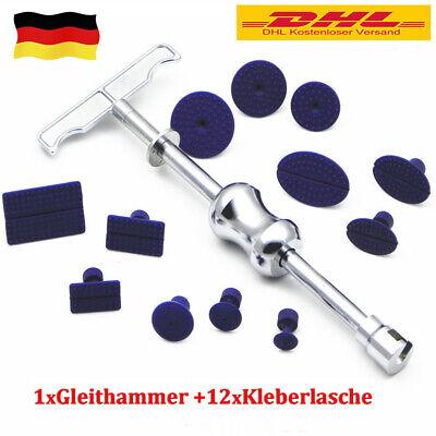 PDR Ausbeulwerkzeug Ausbeulset Werkzeug Gleithammer Dellen Beule Reparatur Set