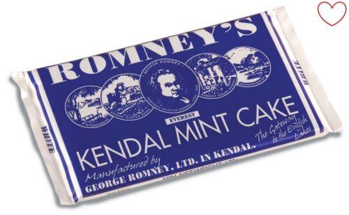Survie romneys KENDAL Comme neuf Gâteau 170 g bar Ration alimentaire