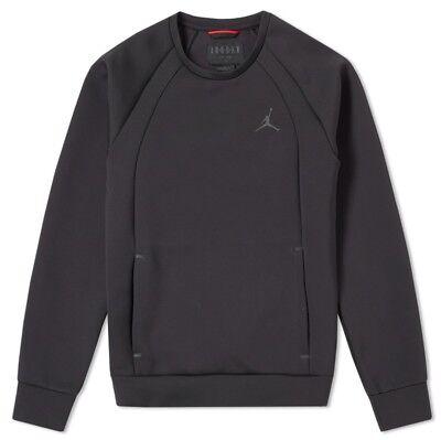 Nike Jordan Flight Tech Crew Men/'s Sweatshirt 879495 010
