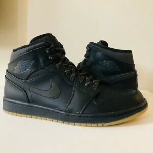 Winterized 002 Size 10 Retro 1 About 5 Details Black Air Mid Aa3992 Jordan If7vY6ymbg