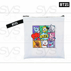 BTS-BT21-Official-Authentic-Goods-Picnic-Mat-1450-x-1450-mm-Free-Express-Ship