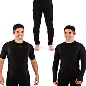 Mens-Body-Compression-Thermal-Warm-Baselayer-Sport-Gym-Long-Johns-Sleeve-Top