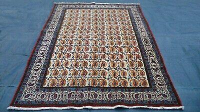 Brillant Orient Brücke Antiker Perser Teppich Boteh Design Old Antique Rug Carpet Tapis Gute WäRmeerhaltung Teppiche & Teppichböden