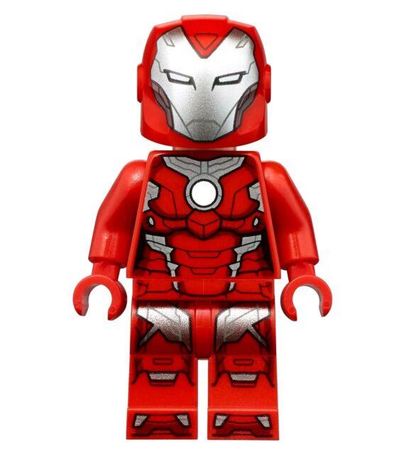 Lego Marvel Avengers Rescue Pepper Potts Minifigure NEW 76164