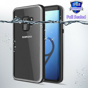 new products 3ecea fc57e Samsung Galaxy S9 Plus S9+ Case Waterproof Military Drop Tested ...