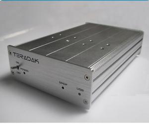 Teradak-3-1D-nuevo-viejo-stock-DAC-con-TDA1543-x8-Doble-1ppm-TCXO-re-Reloj-Re-DATA