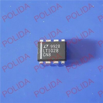 1PCS Precision High Speed Op Amp IC LINEAR DIP-8 LT1028CN8 100% Genuine and New