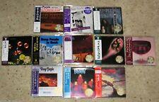 DEEP PURPLE - JAPAN MINI LP SHM - 11 CD SET - BRAND NEW