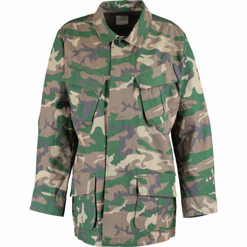 Medium Designer ANINE BING Women/'s LEANDRA Military Jacket UK 12