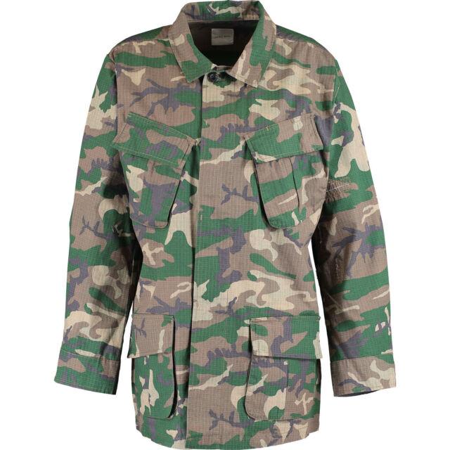 b9cc8be1bc238 DESIGNER Anine Bing Women's Leandra Military Jacket Medium UK 12 for ...