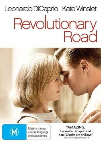 1 of 1 - Revolutionary Road (DVD, 2009)- watched once