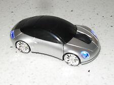 Porsche Car Shape Wireless Mouse PC Laptop Office 3D Optical UK SELLER UK STOCK