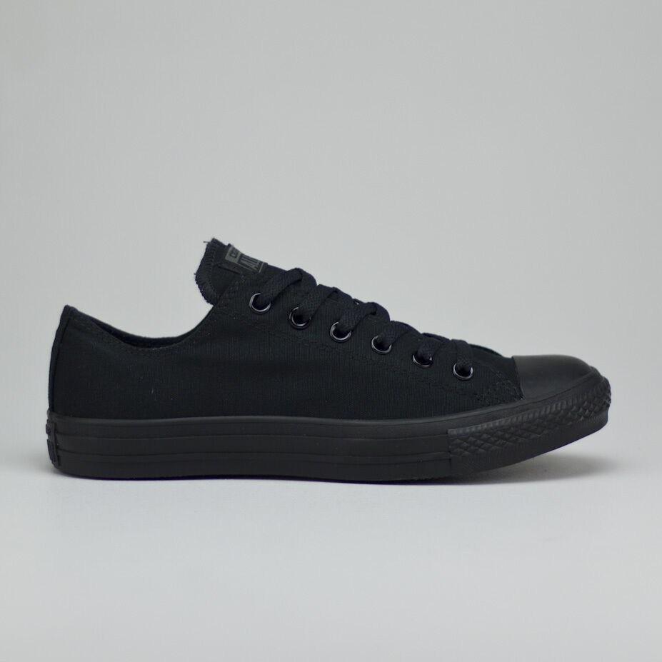 Converse Converse Converse All Star Ox Zapatillas Zapatos Bombas Negro Nuevo UK Tamaños 3,4,5,6,7,8,9,10,11  venta caliente en línea