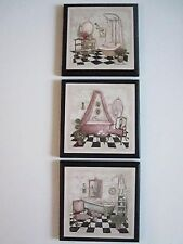Bathroom Wall Decor Plaques 3 Bath pictures French Bathtubs, pink