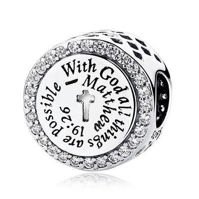 Leaf S925 silver charms Clip bead Pendant For European bracelet Chain bangle