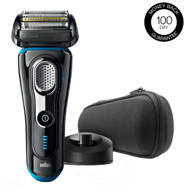NEW Braun Series Shavers 9 9240s Electric Shaver Wet/Dry