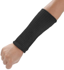Akozon Cut Resistant Sleeves 1 Pair Guard Prevent Scrapes Scratches Skin Biting